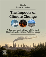 Impacts of Climate Change book cover